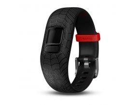 Řemínek pro vivofit junior2, Spider-Man Black