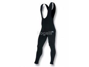 kalhoty dlouhé pánské Rogelli PERANO zateplené černé