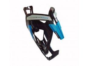košík ELITE Custom Race Plus Black, modrý graphic