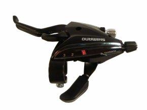 řadicí a brzdová páka Shimano ST-EF65 3p servisní balení