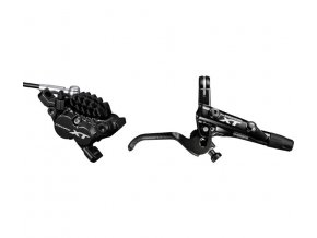 brzda Shimano XT set BR-M8020 zadní komplet bez adaptéru černá original balení