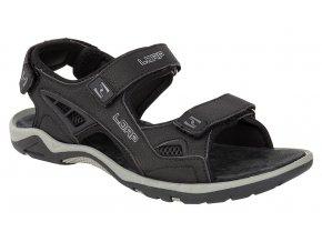 boty pánské LOAP REUL sandály černé