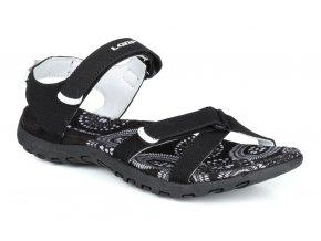 boty dámské LOAP SIMMA sandály černé