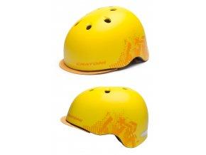 CRATONI C-Reel yellow mat