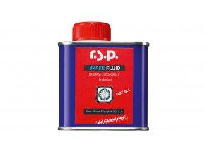 R.S.P. Brzdová kapalina BRAKE FLUID DOT 5.1 250ml