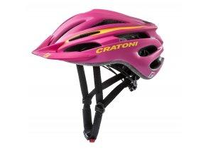 CRATONI PACER | pink-yellow matt 2019