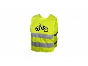 KELLYS Dětská reflexní vesta STARLIGHT bike