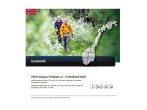 Turist. mapa Norska TOPO Norway Premium V2-5, Nordvest, microSD/SD