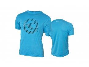KELLYS Tričko ACTIVE krátky rukáv blue