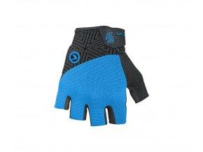 KELLYS Rukavice Hypno, krátkoprsté, blue,
