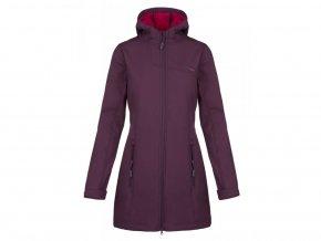 kabát dámský LOAP LAVINIA softshell fialový