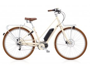 ELECTRA E-Bikes Loft GO! 8i EQ Ladies Cream 2018