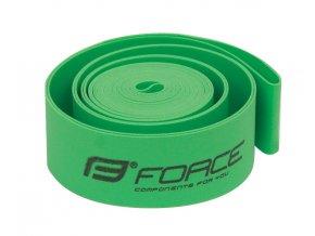 """vložka ráfková F 29"""" (622-19) krabička, zelená"""