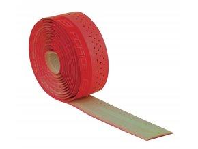 omotávka FORCE PU s vytláčeným logem, červená