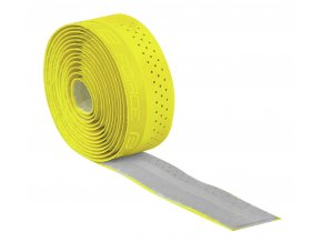 omotávka FORCE PU s vytláčeným logem, žlutá