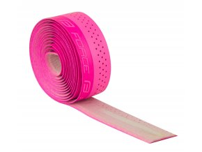 omotávka FORCE PU s vytláčeným logem, růžová