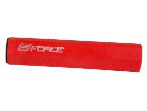 madla F HEX silikon-pěna, hranatá, červená, balená