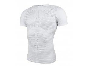 triko funkční  F SWELTER krátký rukáv,bílé