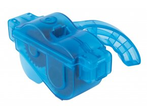 čistička řetězů FORCE ECO plast. s rukojetí, modrá