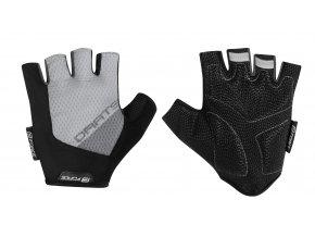 rukavice F DARTS gel bez zapínání, šedé