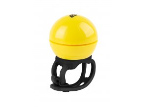 zvonek FORCE DIGI elektrický, žlutý
