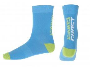 GHOST oblečenie Ponožky vysoké blue 2015