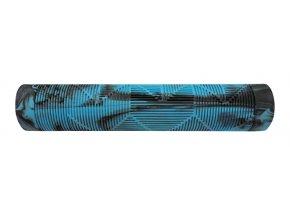 madla FORCE BMX145 gumová, černo-modrá, balená