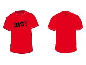 GHOST oblečenie Tričko RIOT 2016