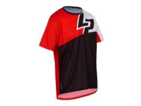LAPIERRE oblečení Trail dres krátký red/white 2016