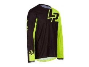 LAPIERRE oblečení Trail dres dlouhý yellow/black 2016