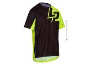 LAPIERRE oblečení Trail dres krátký yellow/black 2016
