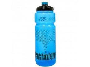 Lahev STRENGHT 750 ml, modrá