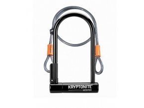 "KRYPTONITE Keeper 12 STD W/4"" FLEX"