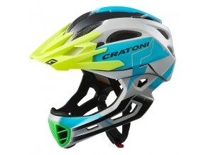 CRATONI C-MANIAC Pro - grey-blue matt 2020