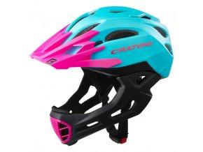 CRATONI C-MANIAC - turquoise-pink matt 2020