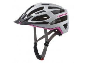 CRATONI C-FLASH - grey-pink matt 2020