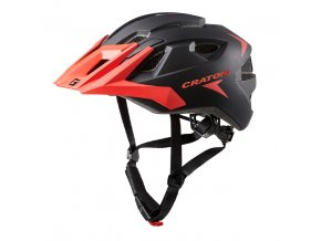 CRATONI ALLRIDE - black-red matt 2020