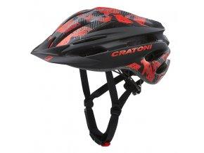 CRATONI PACER - black-red matt 2020