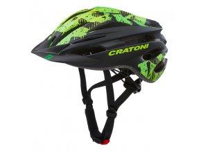 CRATONI PACER - black-lime matt 2020