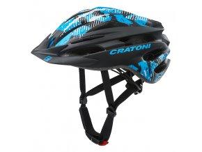 CRATONI PACER - black-blue matt 2020