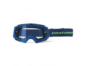 CRATONI sluneční brýle Brýle Cratoni C-Dirttrack blue matt 2020