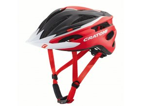 CRATONI Pacer  black-red matt 2018