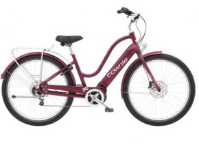 ELECTRA E-Bikes Townie Path Go! 5i  EU - Matte Rosewood 2020