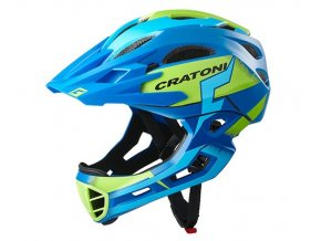 CRATONI C-MANIAC Pro - blue-lime matt 2020