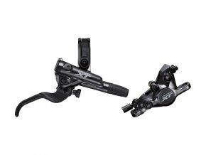 brzda Shimano XT BR-M8100 zadní komplet bez adaptéru černá original balení