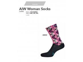 Ponožky AIW Woman Socks 2019