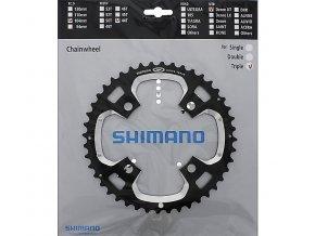 převodník 44z Shimano XT FC-M770 3x9 4 díry