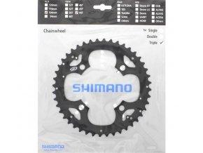 převodník 44z Shimano Deore FC-M530 3x9 4 díry