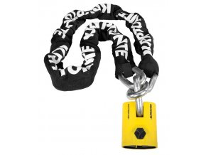 "KRYPTONITE New York Legend 1515 Chain & Padlock 5"" 150cm"