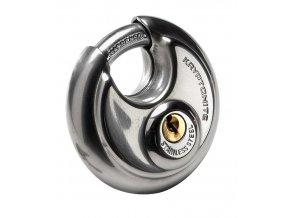 KRYPTONITE Disc S.S Key padlock 70mm